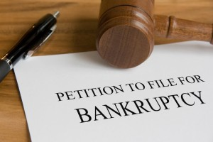 Fill the bankruptcy forms