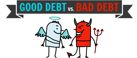 Which debt is good?