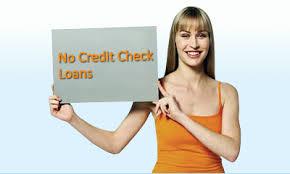 No credit checks