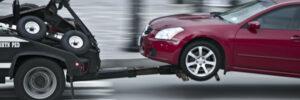 Repossession of car