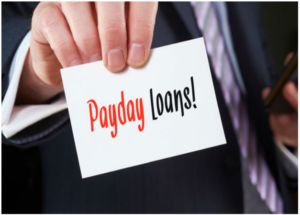 Not sure what a payday loan is?
