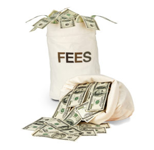 Maximum fees & finance rate
