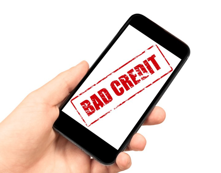 iPhone Bad Credit Details