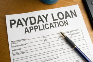 Idaho Payday loans application