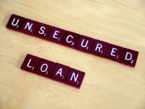 An Unsecured Loan