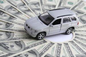 car on cash