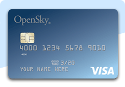 Open sky visa Bad Credit Credit Cards low apr and annual fee
