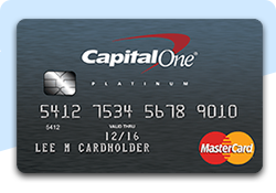 Capital one secured Bad Credit Credit Cards low apr and annual fee